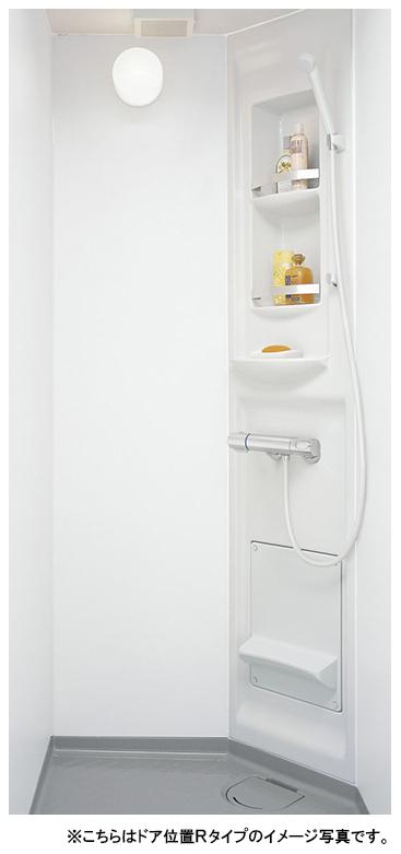 【楽天カード分割】 LIXIL リクシル シャワールーム(シャワーユニット)●0808タイプ(浴室内寸法800×800mm)●ELタイプ LIXIL●壁パネル・つや消しホワイト リクシル●ツーハンドル水栓SPB-0808LBEL-B, リコロshop:9461360e --- dibranet.com