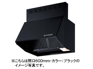 富士工業 レンジフード シロッコファン●間口750mmBDR-3HLJ-751 BK/W/SI