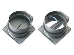 富士工業 レンジフード シャッター・ダンパー部材電動密閉式シャッター HDS-150
