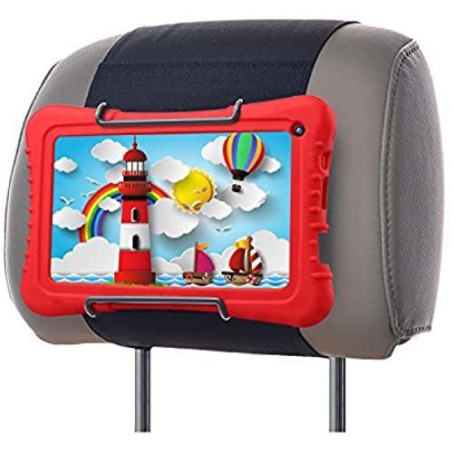 WANPOOL 車後席用 タブレットPCボルダー 供え 再入荷 予約販売 Touchなどのシリカゲルケースに対応できます 子供用Dragon