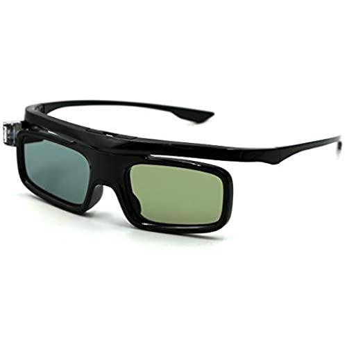 3Dメガネ 本日の目玉 3D DLP-Linkプロジェクター用アクティブシャッター充電式アイウェアエイサー 正規品 BenQ オプトマ Viewsonic フィリップス Cocar NEC Infocus LG Vivitek Toumei Jmgo