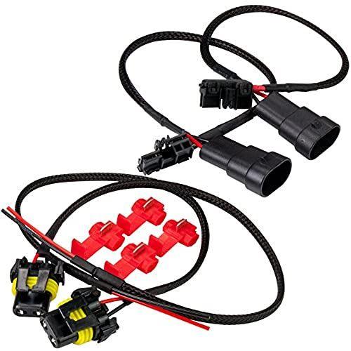 AutoSite LED取付用 配線セット D4 半額 D4S 専用 専用コード付き 低価格化 D4R 接続 DIY部品 純正バラスト オートサイト