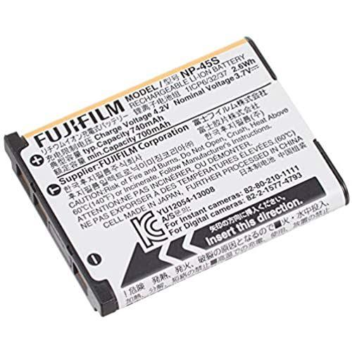 FUJIFILM 商舗 ふるさと割 充電式バッテリー NP-45S