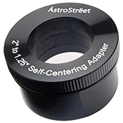 未使用品 即出荷 AstroStreet セルフセンタリング 2インチ31.7mm変換アダプター