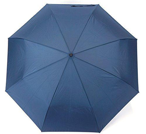 商店 小宮商店 耐風 折りたたみ傘 メンズ 大きい 丈夫なグラスファイバー 風に強い 紺 楽々開閉 至上 65cm テフロン 超撥水 耐強風