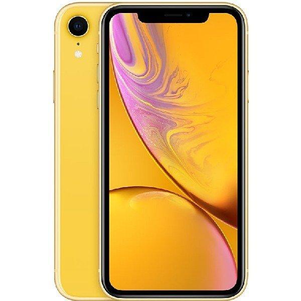 docomo iPhone XR 128GB 本体 新品未使用 Yellow イエロー MT0Q2J/A A2106 一括購入品