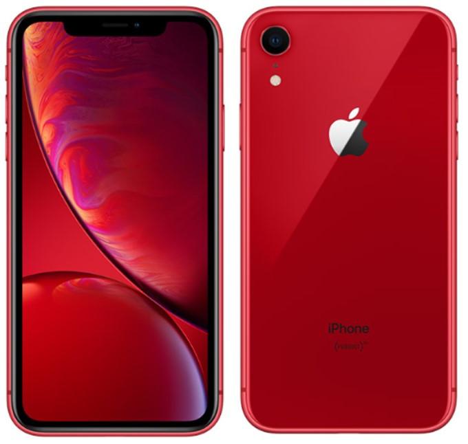 iPhone XR 64GB 本体 SIMフリー 新品未使用アップル Red レッド MT062J/A A2106 一括購入品 正規SIMロック解除済み 国内版