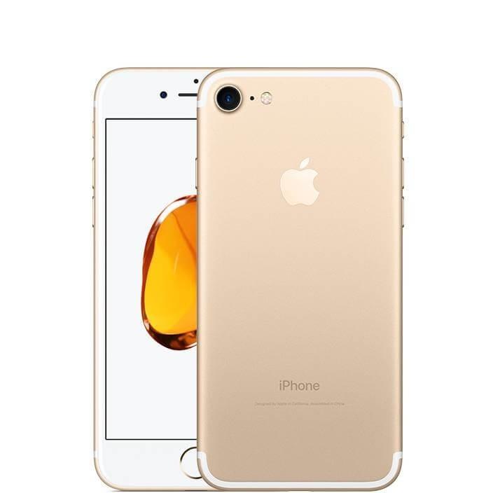 iPhone7 32GB 本体 SIMフリー ゴールド 新品未開封 docomo版 正規SIMロック解除済み Apple アップル Gold MNCG2J/A A1779 一括購品