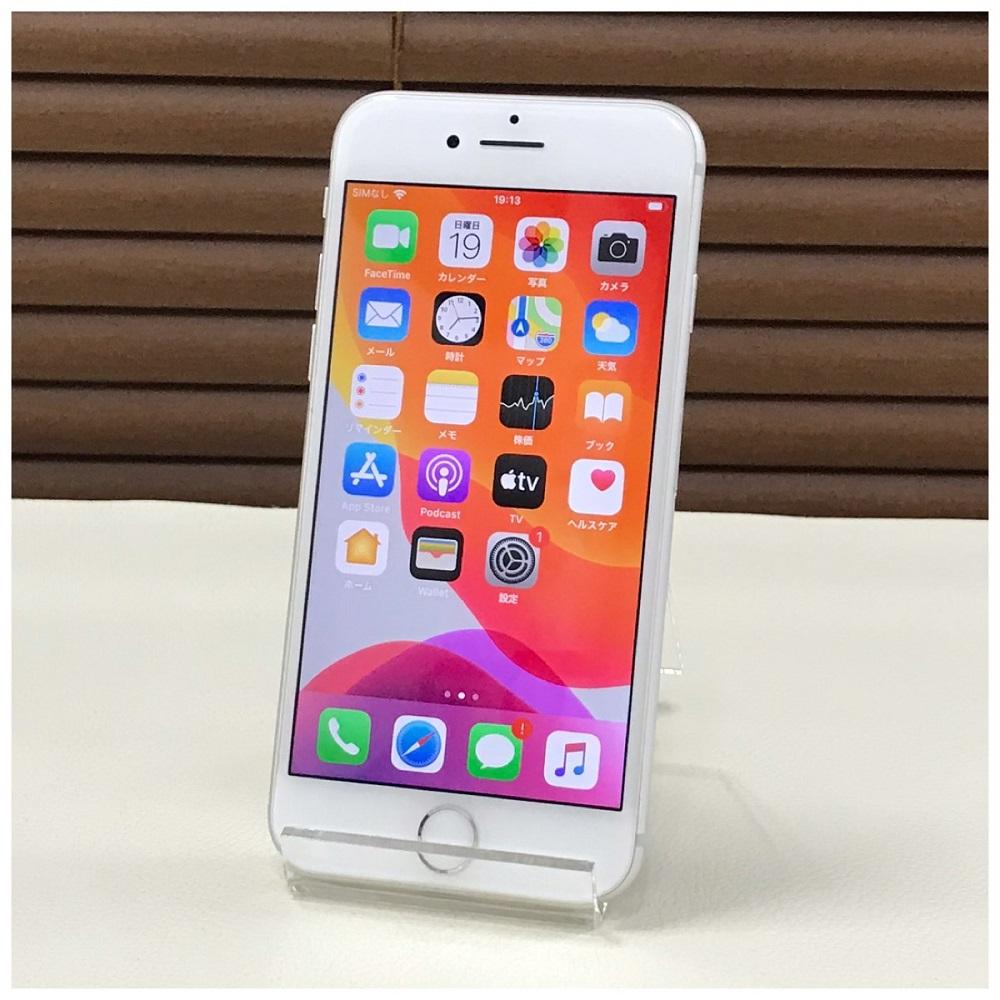 iPhone 8 64GB SIMフリ- 本体【Bランク】【中古】正規SIMロック解除済 一括購入品 〇判定 Silver シルバー MQ792J/A 白ロム iPhone8