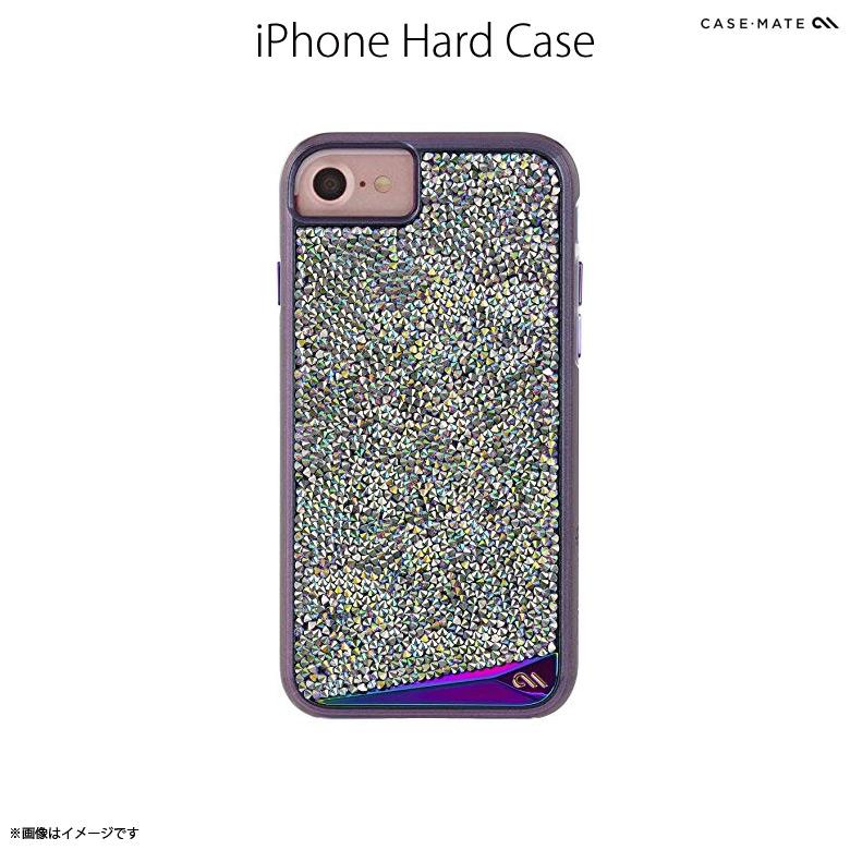 iPhone SE 第2世代 2020 iPhone 8 ハードケース CM036110【5319】Case-Mate Brilliance 水晶 クリスタル ストーン イリディセント 虹がうがうインターナショナル【宅配便送料無料】:モバイルランド
