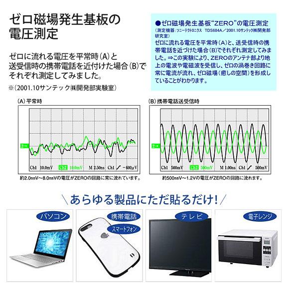 スマートフォン 電磁波 対策
