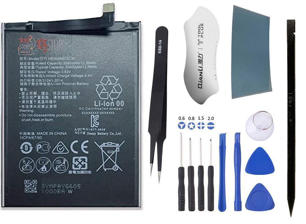 検品済 プロ厳選工具付き 105Store プロにも実際に使用されている部品 Huawei 70%OFFアウトレット P30lite MAR-LX2J ファーウェイ HB356687ECW 修理用 Mate10lite 互換バッテリー 互換電池 RNE-L22 お気にいる