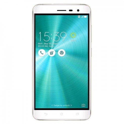 【新品未開封・白ロム・本体】SIMフリーASUS ZenFone 3 (ZE520KL) パールホワイト スマートフォン 携帯電話 ZE520KL-WH32S3