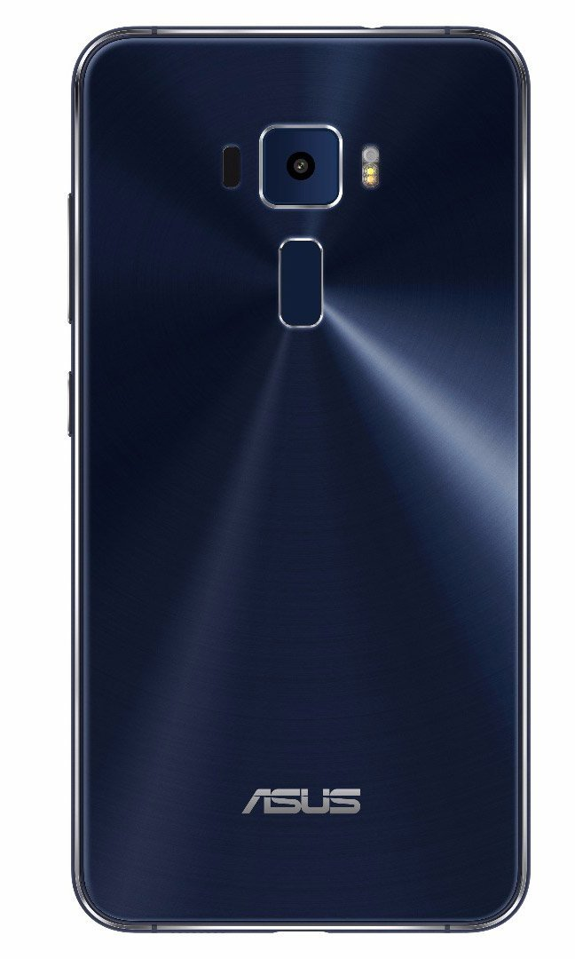 【新品未開封・白ロム・本体】SIMフリーASUS ZenFone 3 (ZE520KL) ブラック スマートフォン 携帯電話 LTE対応 ZE520KL-BK32S3