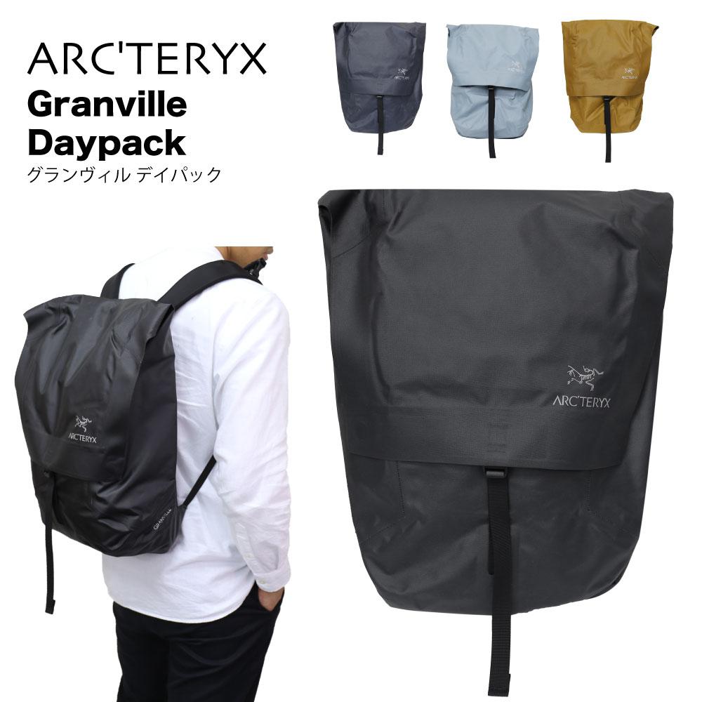2018 S/S Arc'teryx  Granville Daypack / アークテリクス グランヴィル デイパック 25Lバッグ ボディバック リュックサック デイバック ザック メンズ レディース ユニセックス アウトドア キャンプ 並行輸入品