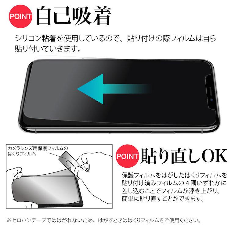 iPhone12miniフィルムAFP液晶保護フィルム3指紋防止キズ防止防汚気泡消失ASDECアスデックASH-IPN22