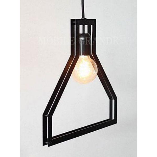 ペンダントライト FRAME LIGHT タイプO(電球別) LED対応  ss-0003-li-flo