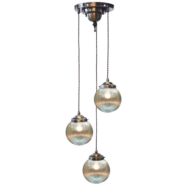 3灯シーリングライトセット シーリングランプ (60Wx1灯)※電球別売  147l-fc202a3312