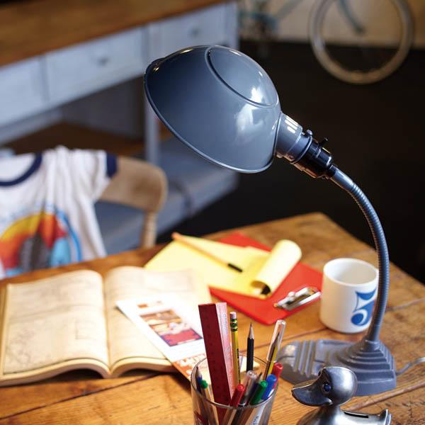 OLD SCHOOL DESK LAMP オールドスクールデスクランプ  0400-li-aw-0300