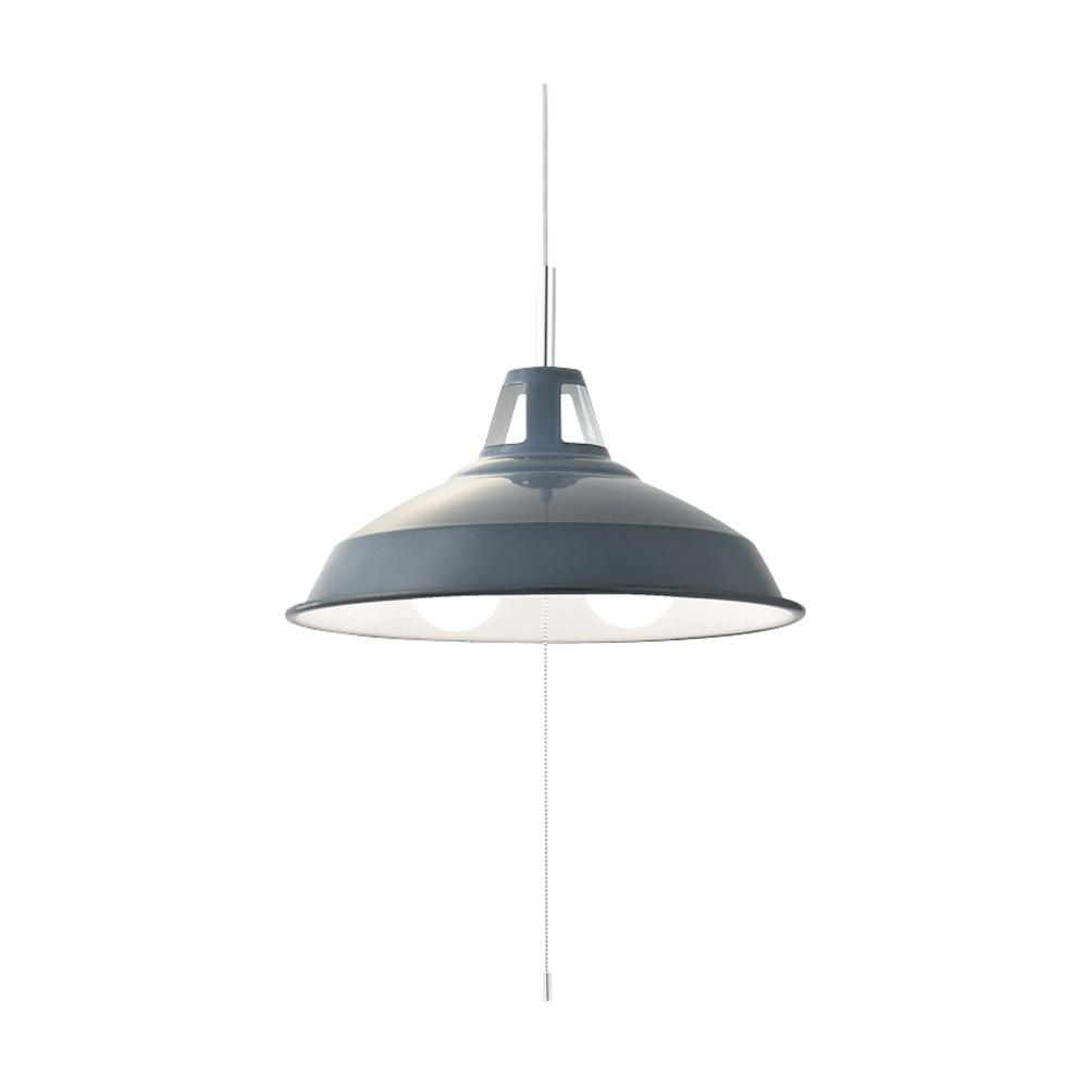 ペンダントライト Enamel set (エナメルセット) 【白熱球】 Lサイズ 全5色 ※電球別売0400-li-SS-8005