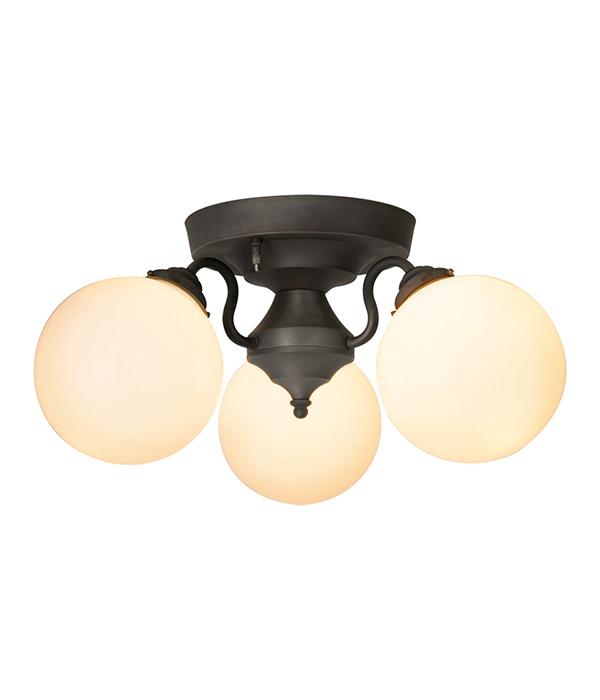 照明 シーリングライト ランプ 3灯 電球色 リビングTango-ceiling lamp (タンゴシーリングランプ) 【3灯タイプ 白熱球】0400-li-AW-0395V