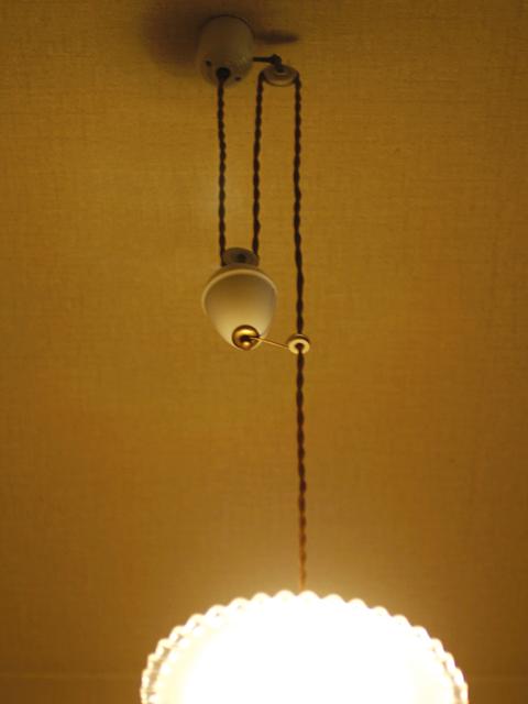 【送料無料】アジャスター付灯具E17用ソケット フィクスチャー 灯具 照明器具 天井 ペンダントライト ランプシェード 1灯 コード カバー パーツ 部品 おしゃれ 新築 DIY リノベーション モビリグランデ0052-li-hs207e17