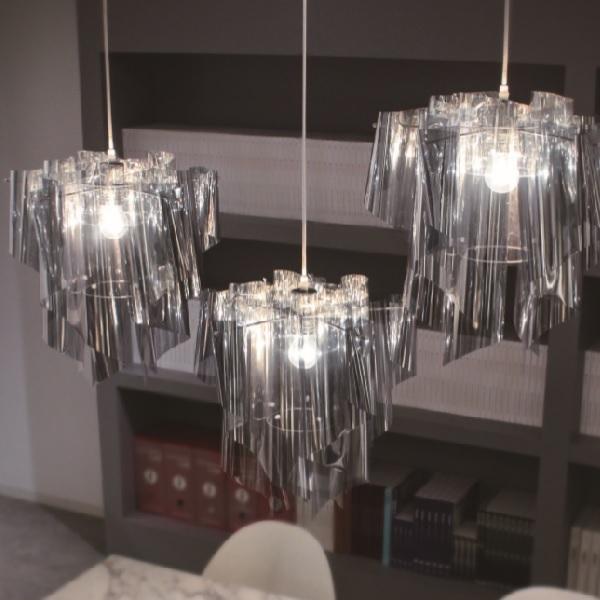 ペンダントライト 照明 照明器具 Auro mirror pendant lamp アウロ ミラー ペンダントランプ ディクラッセ  0510-li-lp2049mr