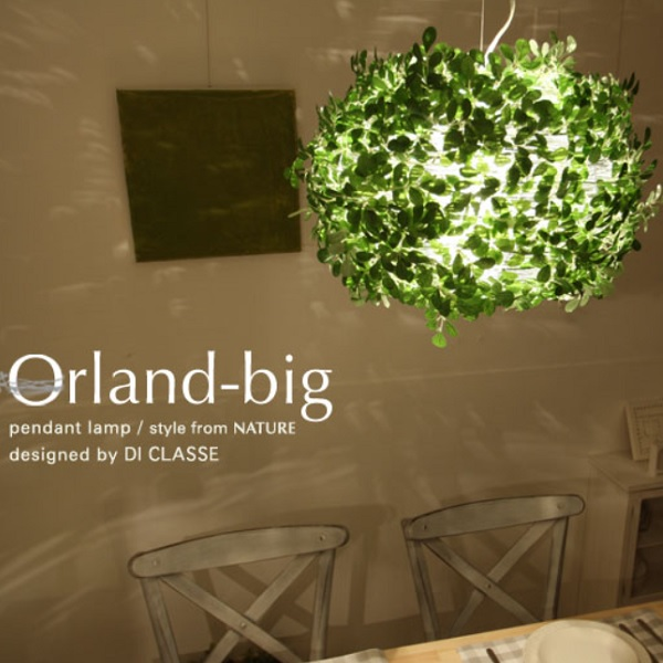 ペンダントライト 照明 照明器具 Orland-big pendant lamp オーランドビッグ ペンダントランプ ディクラッセ  0510-li-lp3005gr