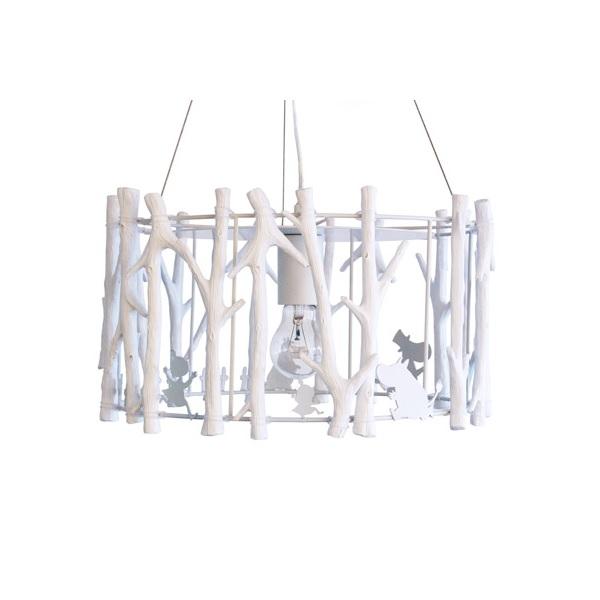 ペンダントライト 照明 照明器具 ムーミンのかくれんぼ pendant lamp ペンダントランプ ディクラッセ  0510-li-lp3121wh