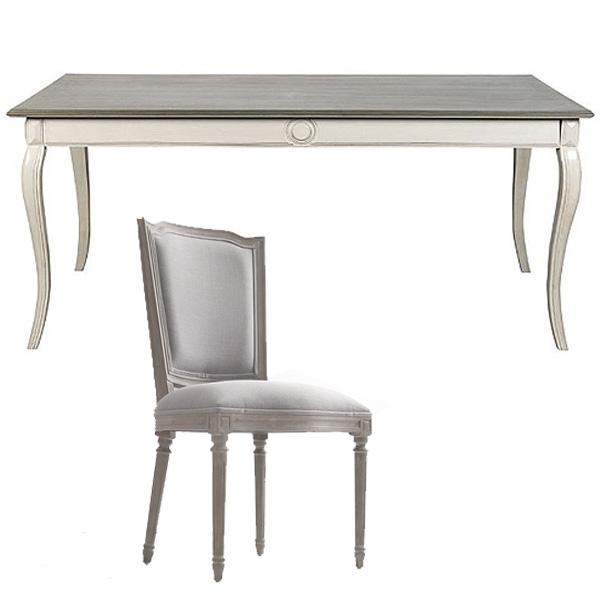 ダイニングテーブル 150 + チェア4脚 5点セット  0802-ds-ma150207