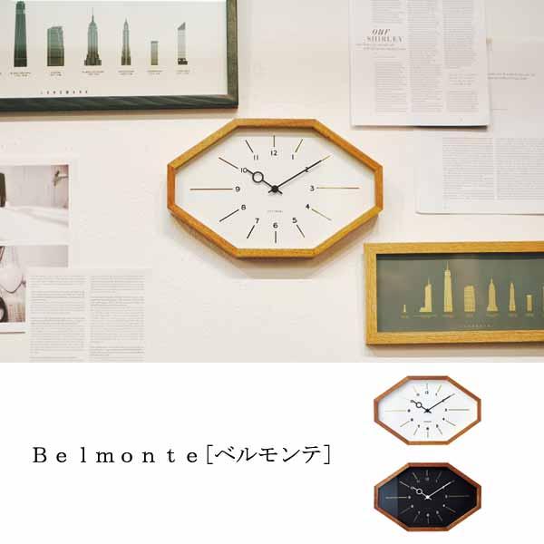 Belmonte [ベルモンテ] 壁掛け時計  0252-zk-cl-3024