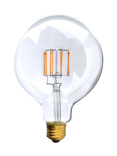 【1000円OFFクーポン配布中】【送料無料】照明 led電球 e26 オリジナル シャンデリア ライト ランプ インテリア雑貨 おしゃれ プレゼント ギフト お祝 贈り物 新築 改築 国産フィラメントLED電球 ボール型 L0553-li-LDF32A