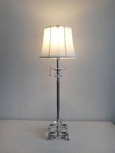 ロマンチック テーブルランプ テーブルライト 卓上 照明器具 ライト ランプ スタンド おしゃれ プレゼント ギフトテーブルランプ シェードセット(電球付属) ホワイト0251-li-lf170