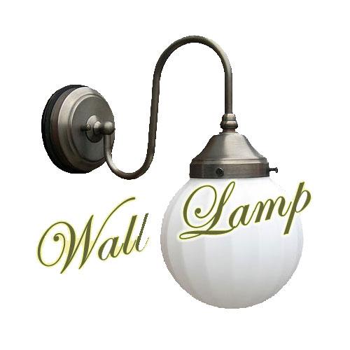 ウォールランプ 照明器具 壁掛け照明 壁付け ウォールライト ブラケットライト シェード アンティーク レトロ おしゃれ プレゼント ギフトクステリアランプ(室外用) ガラスシェード 311 E17※電球別売0147-li-FC-WO220A-311