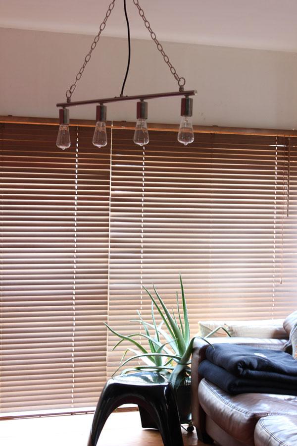 【送料無料】WORK LIGHT CEILING by 4BULBワークライト 4灯 シーリングライト(電球なし)照明器具 天井 シーリングライト スポットライト 4灯 ダイニング カフェ おしゃれ 新築 DIY リノベーション LED モビリグランデ0518-li-002424
