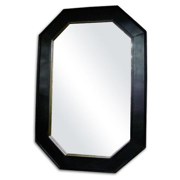 フレンチスタイル ブラックミラー  0124-mr-20033077