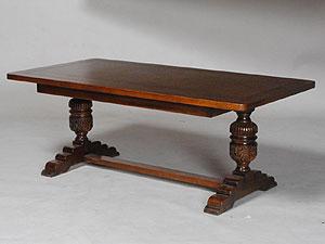 ローテーブル リビングテーブル コンソール サイドテーブル 木製 アンティーク 無垢 オーク おしゃれ 北欧 カフェ ナチュラル モダンテーブルオーク ブルボーズレッグセンターテーブル0035-lt-JG341ST