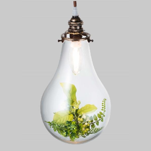 ファクトリーランプ Factory Lanp LED 対応  0202-li-gr-002-1-l
