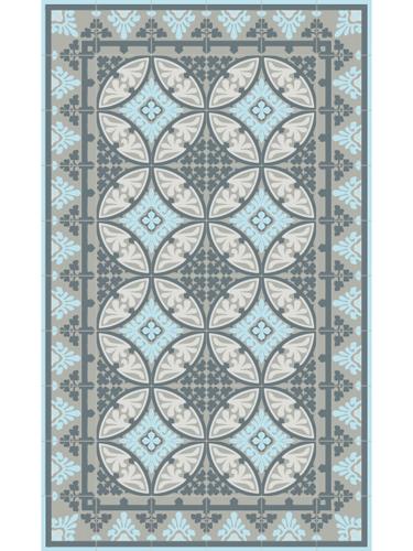 Beija Flor 玄関マット ビニールラグマットT2 60×800002-rg-00t2-s