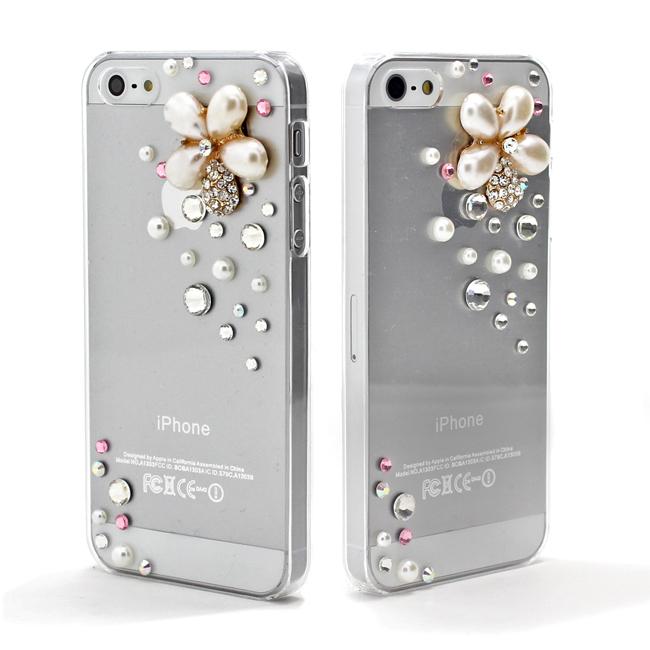 Mobileplus Gorgeous Smartphone Case Rhinestone Smartphone Cover