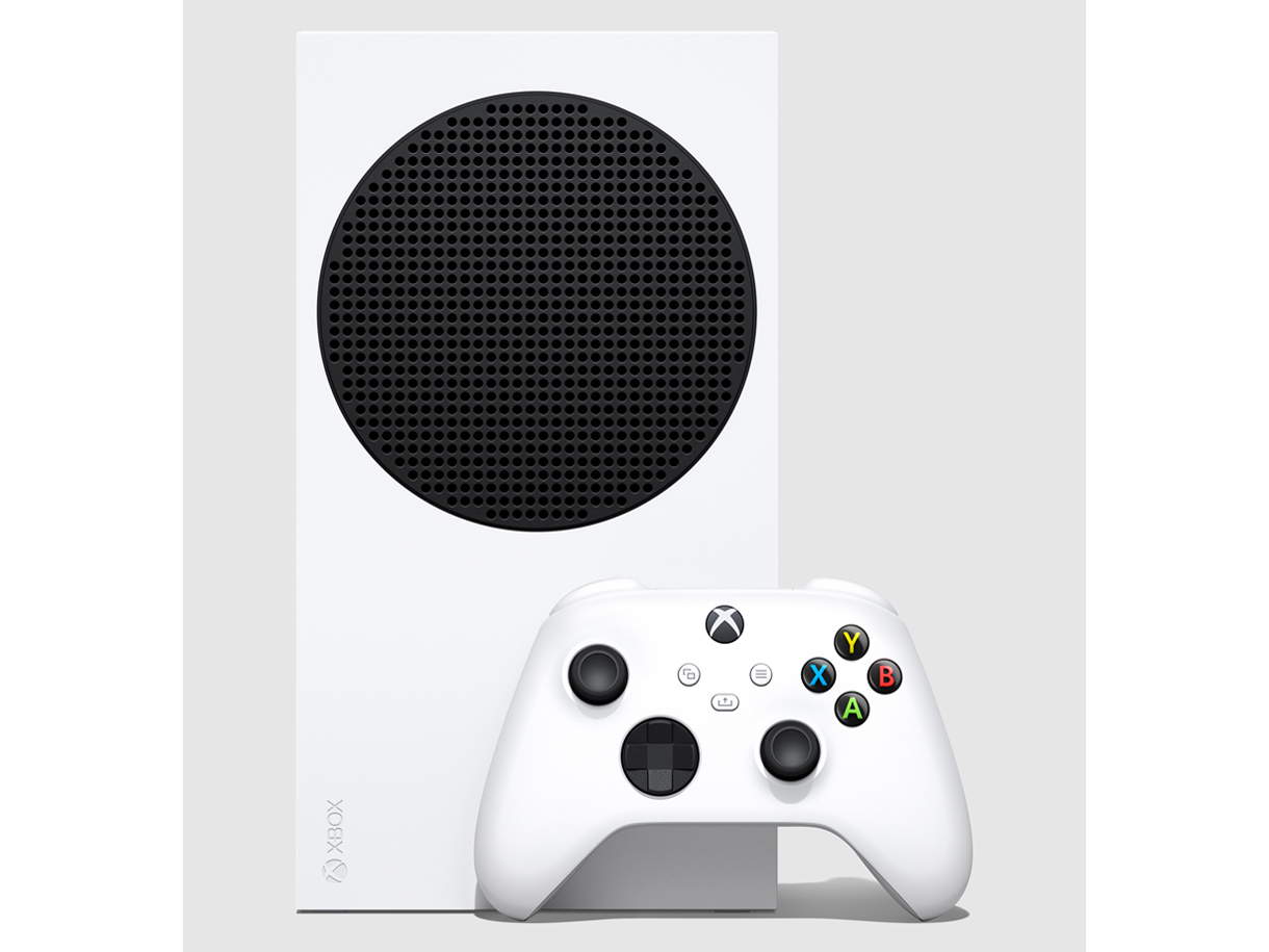 新品 Microsoft Xbox 即納最大半額 Series 開店祝い XBOX RRS-00015 S SERIES