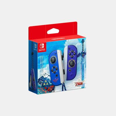 新品未開封 内祝い Nintendo Switch用 Joy-Con L HAC-A-JAUAE エディション スカイウォードソード R NEW ゼルダの伝説