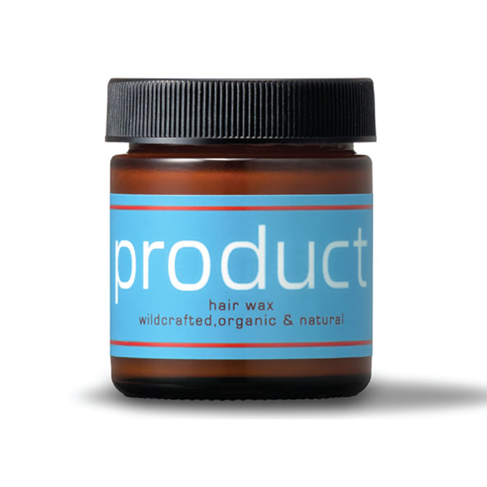 ザ プロダクト オーガニック ヘアワックス 1個 42g product Hair Wax 国内正規品 送料無料