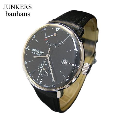 ユンカース JUNKERS バウハウス Bauhaus 自動巻き腕時計 自動巻き/6060-2at-203544【ユンカース 時計 正規品】※クーポン利用不可