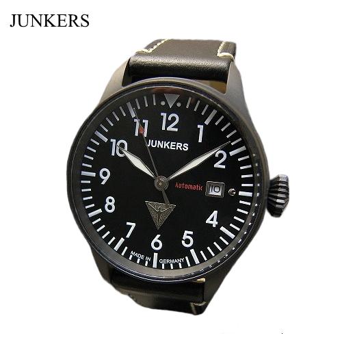 ユンカース JUNKERS 腕時計 /オートマチック/6152-2at【ユンカース 時計 正規品】※クーポン利用不可