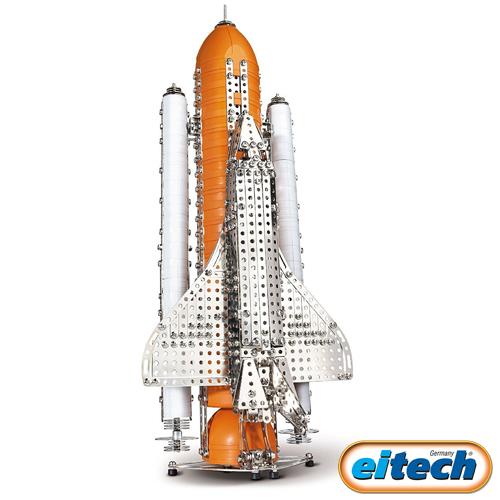 【知育玩具】BorneLund(ボーネルンド)社 Eitech(アイテック)デラックス・スペースシャトル ドイツ お誕生日【節句 入園 卒園 入学】【P】