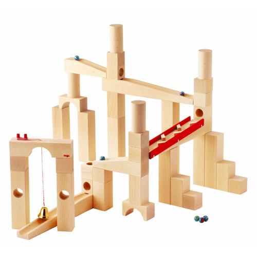 木のおもちゃ スロープ ハバ社 HABA 組み立てクーゲルバーン 【P】【kd】