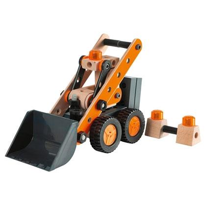 Brio /BRIO 生成器设置生成器小推土机木制玩具