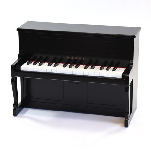 楽器玩具 ミニピアノ 河合 カワイアップライトピアノ ブラック 木のおもちゃ 出産祝い お誕生日 3歳:男 お誕生日 3歳:女 【Y】【初節句 女の子】
