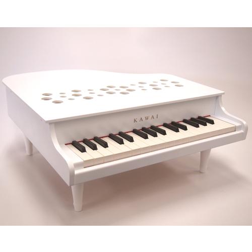 【楽器玩具】河合楽器 カワイ カワイミニピアノP-32(白) 【節句 入園 卒園 入学】